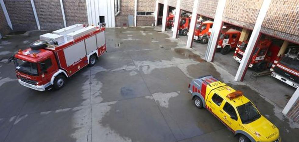 El alcalde ofrece el parque de bomberos de León a todo el alfoz como «modelo de ahorro»