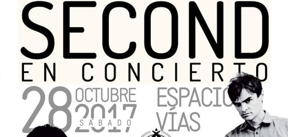 A la venta las entradas para el concierto de Second que Fele organiza por su 40 aniversario
