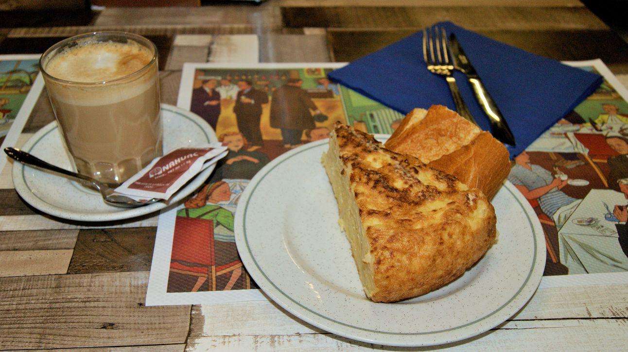 Cafetería Anahuac