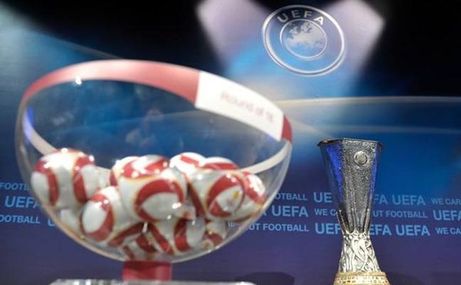 Buen sorteo para los españoles en la Europa League