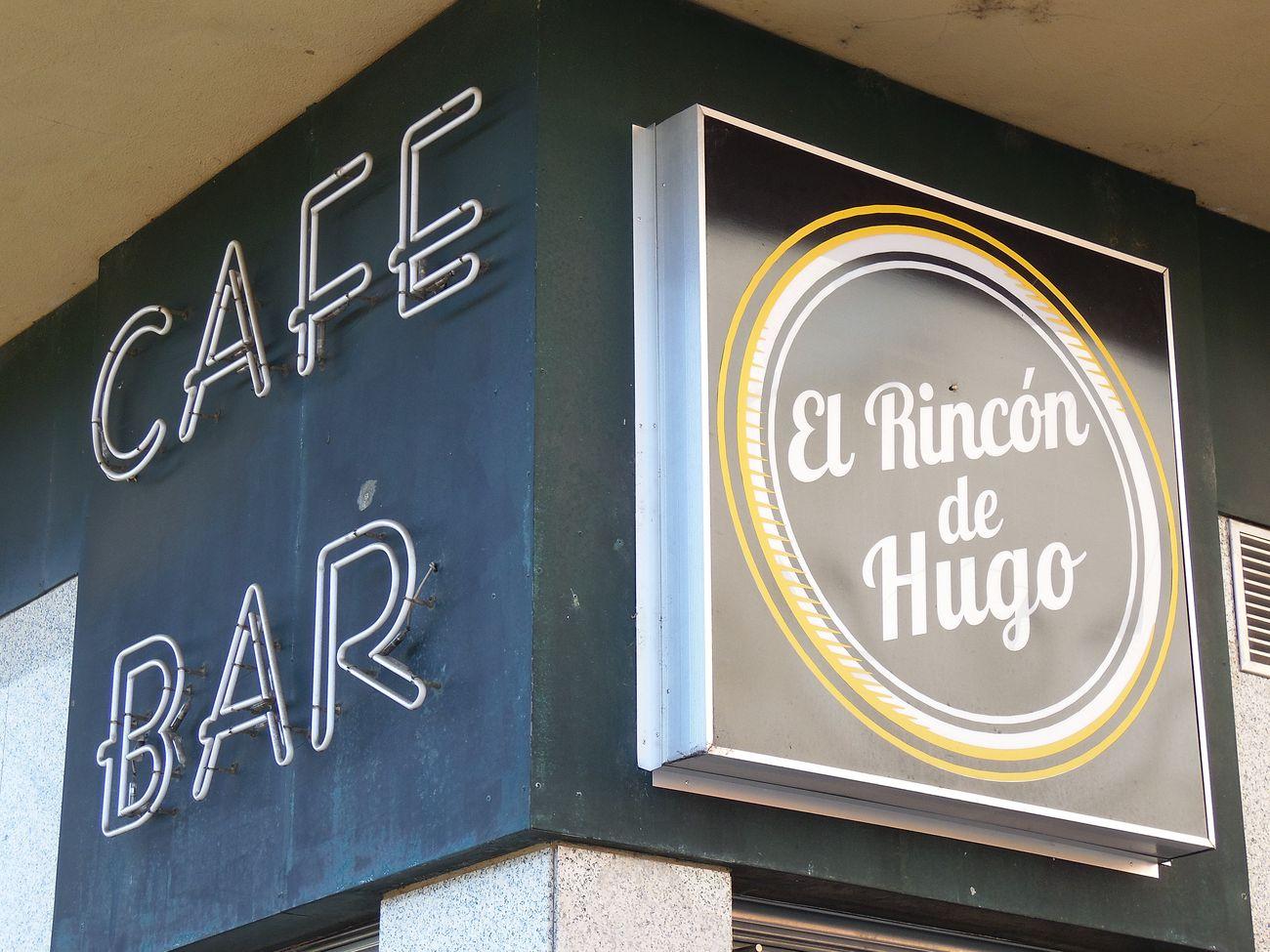 El rincón de Hugo