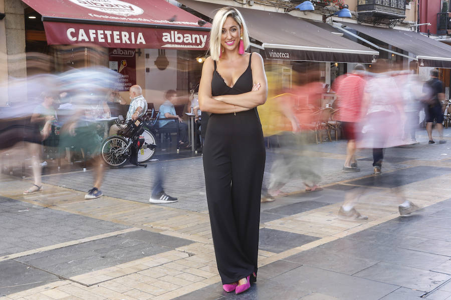 Sandra Borges, la influencer leonesa