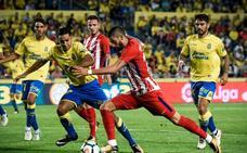 Golpe de autoridad de un Atlético renovado en Las Palmas