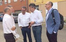 Majo mantiene un encuentro con los productores de lúpulo y reitera el apoyo de la Diputación