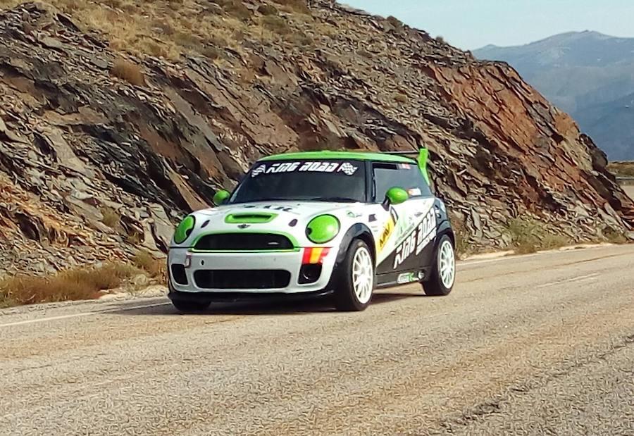 Competición de rallyes en la provincia