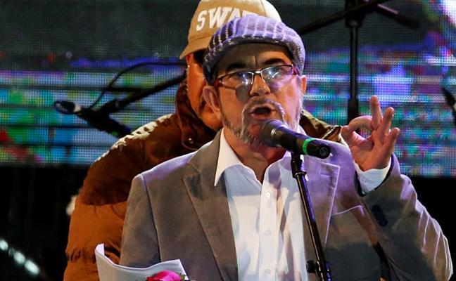 Las FARC: «Queremos ser gobierno»