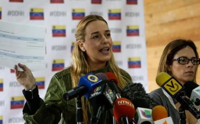 Venezuela rechaza las «intromisiones» de España y Francia por Tintori