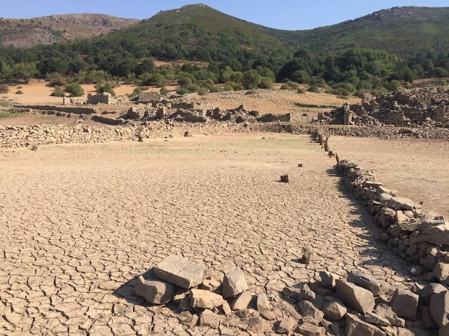 La sequía no da tregua