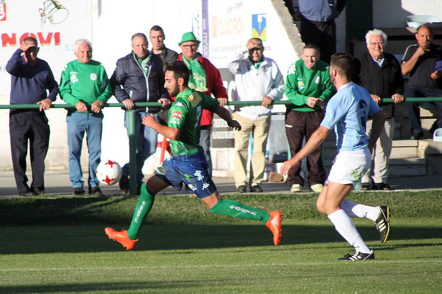 Atlético Astorga 4-1 CD San José