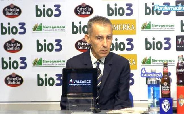 Terrazas: «El Rayo Majadahonda es un gran equipo, pero en general hemos sido superiores»