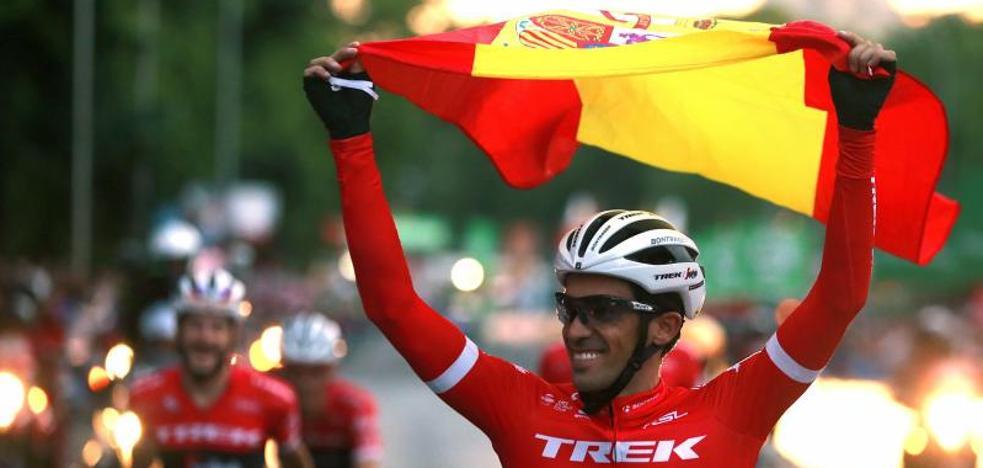 Contador, el adiós de una leyenda