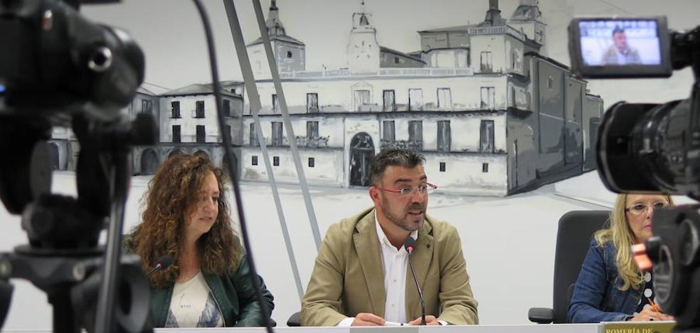 La Plaza del Grano estará disponible tanto para La Melonera como para San Froilán