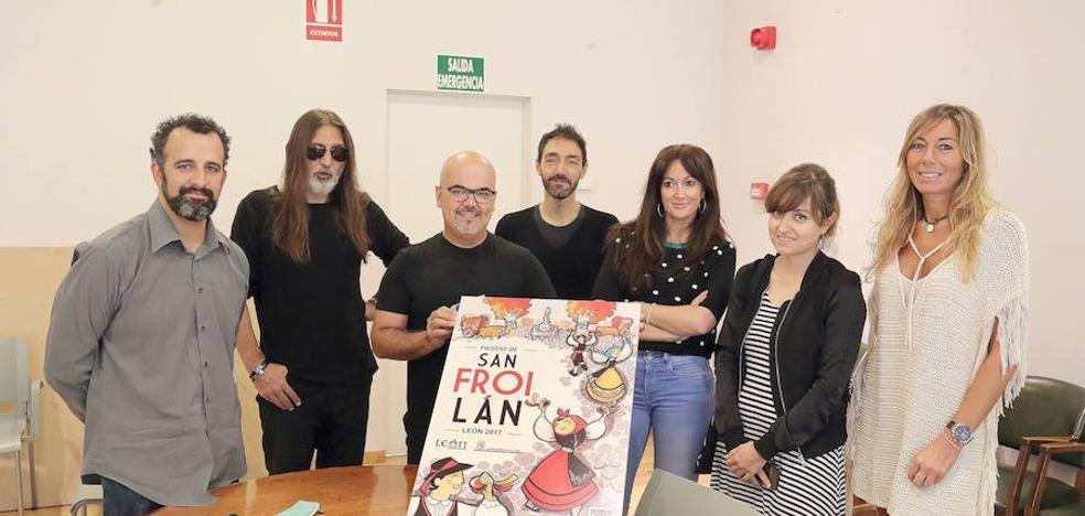 'Las de siempre' ilustrarán el programa de San Froilán 2017