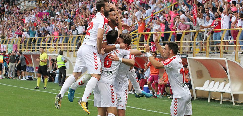 Cultural y Huesca vivirán su primer duelo en Segunda División