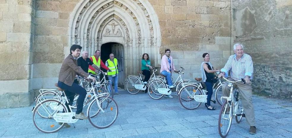 La Junta destina 10.000 euros para que un trabajador gestione las visitas al monasterio de Sandoval