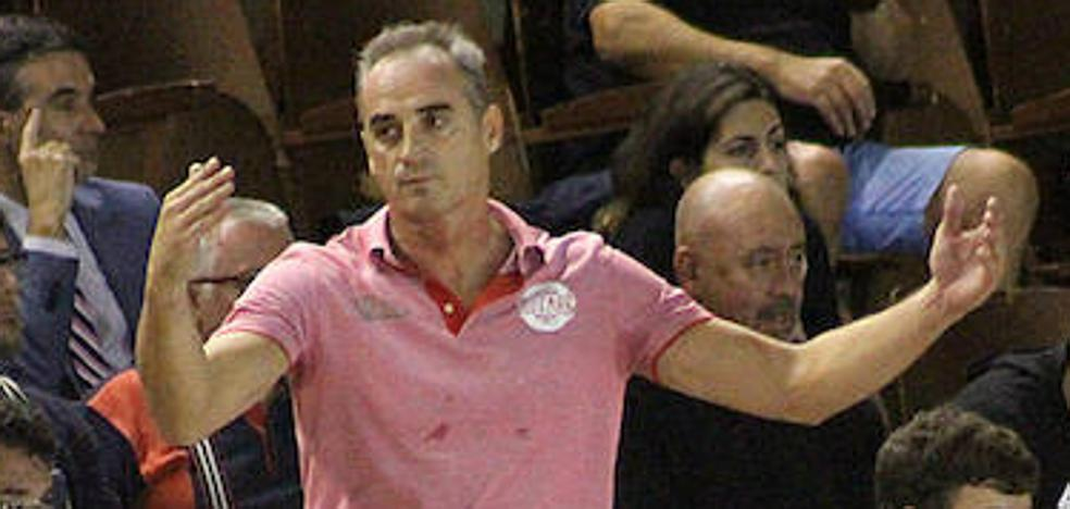 Guijosa: «El arbitraje no ha estado a la altura de los equipos»