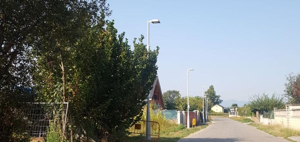 Ponferrada acomete mejoras en la iluminación del municipio por valor 513.000 euros