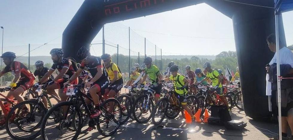 Cuadros y Camposagrado próxima parada del 'II Circuito BTT de la Diputación'