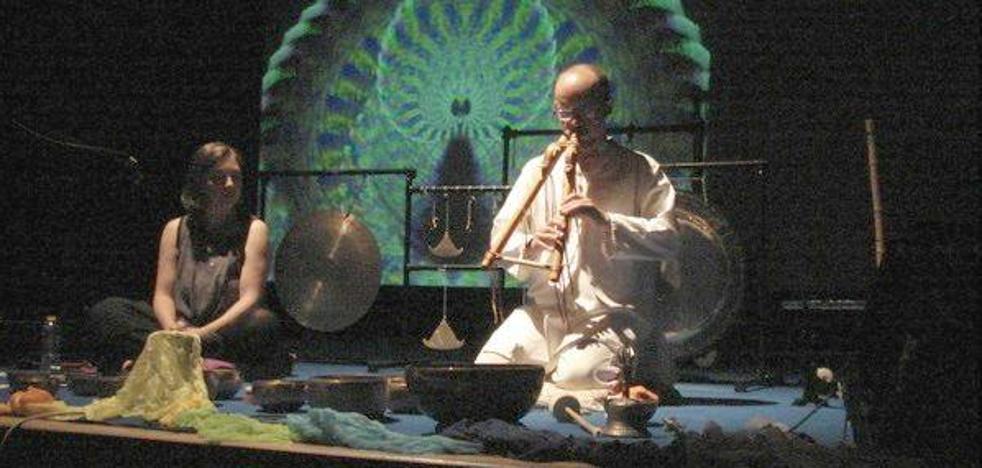 El Museo Liceo Egipcio de León inaugura curso con un concierto de sonidos ancestrales
