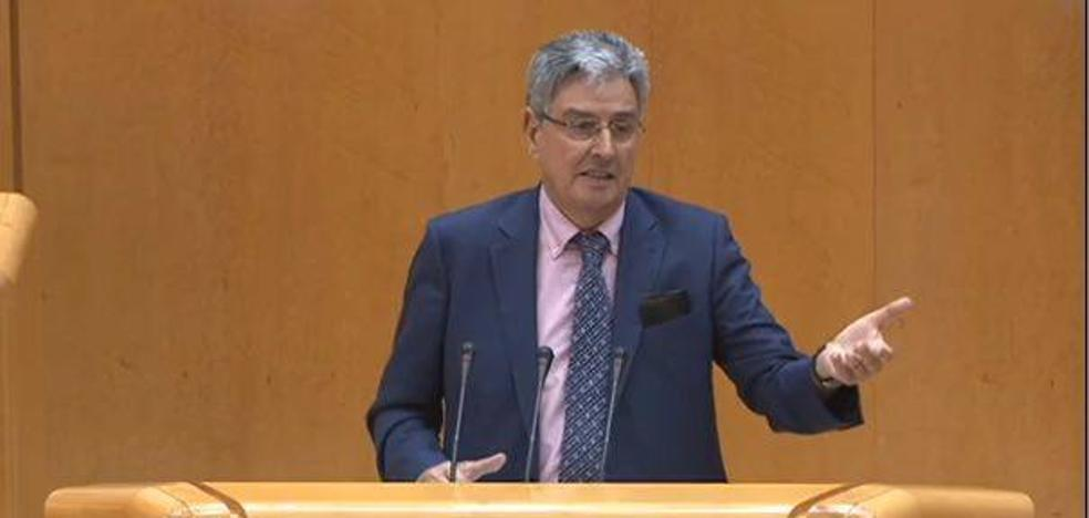 Graciliano Palomo lamenta el rechazo del PP a una moción de apoyo contra el cambio climático