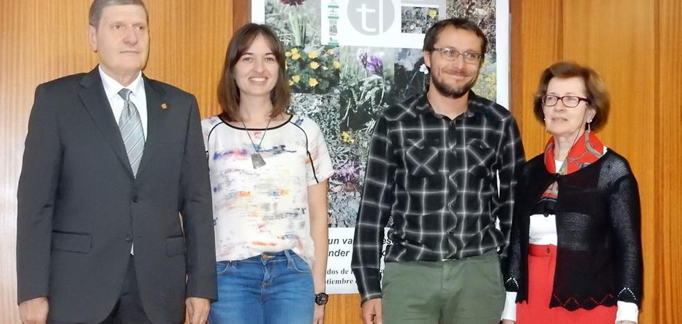 La ULE apadrina la primera publicación del Parque Natural de Babia y Luna