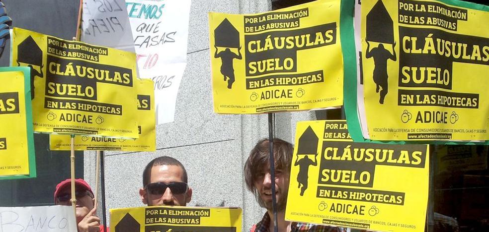 El Juzgado especializado en cláusulas suelo en León regista 1.284 demandas desde su activación