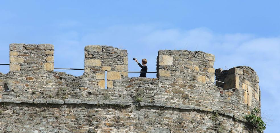 Ponferrada cierra su verano más turístico