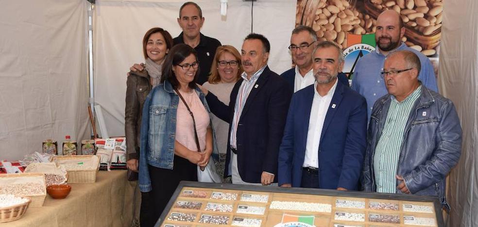 La Bañeza inaugura su tradicional Feria Agroalimentaria