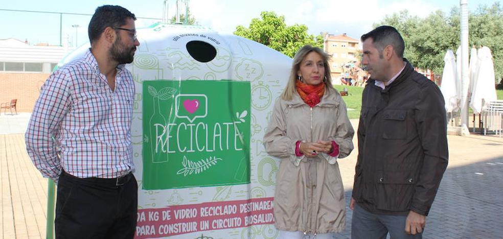 Los vecinos de San Andrés del Rabanedo reciclan 2.800 kilos de envases