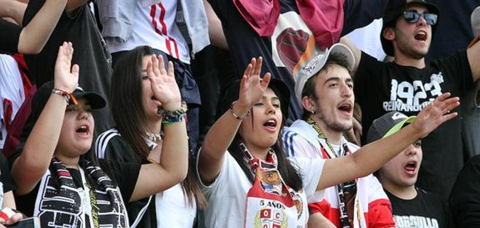 La Cultural no quiere que se repitan los insultos ante el Huesca y exige «máximo respeto»