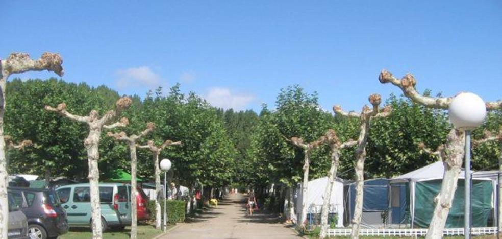 Récord de pernoctaciones en el camping municipal de Hospital de Órbigo