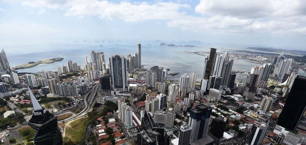 El papel de Panamá