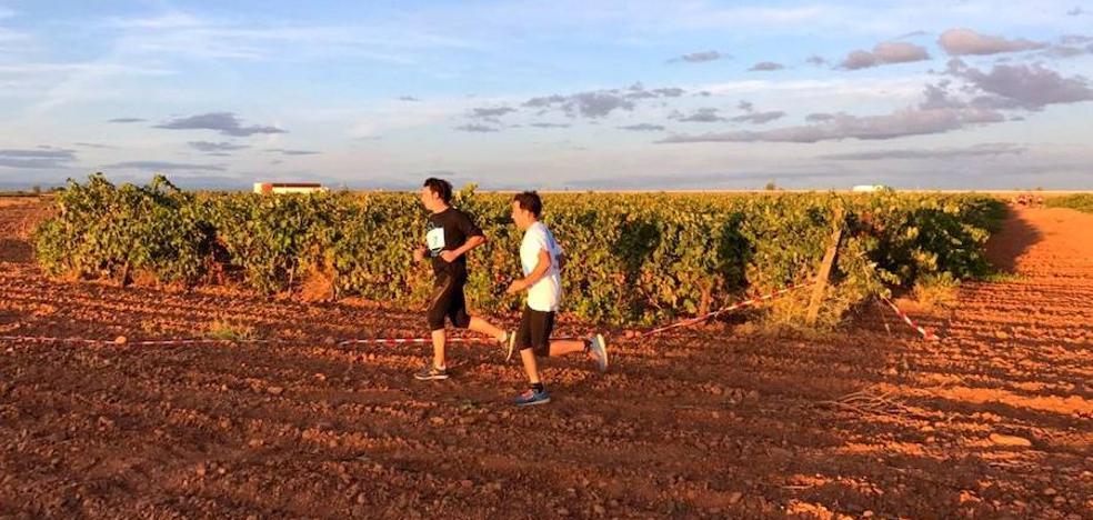 El running y en vino se funden en 'Leyenda del Páramo'