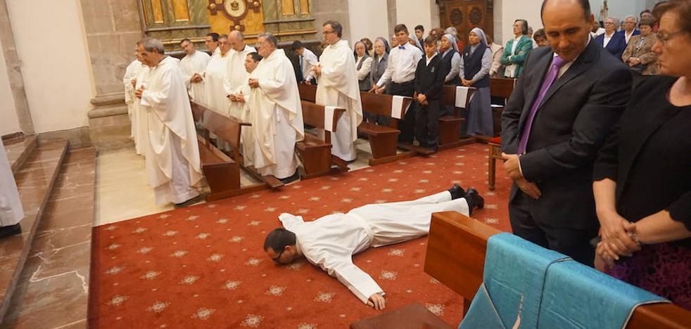 Daniel Pérez Quintela, nuevo diácono de la diócesis de Astorga