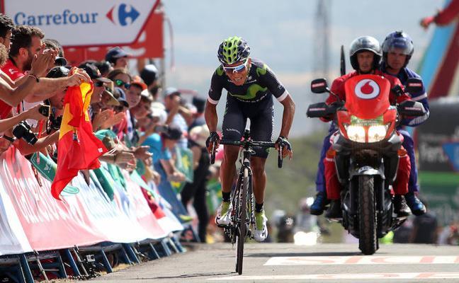 La Vuelta volverá a La Camperona