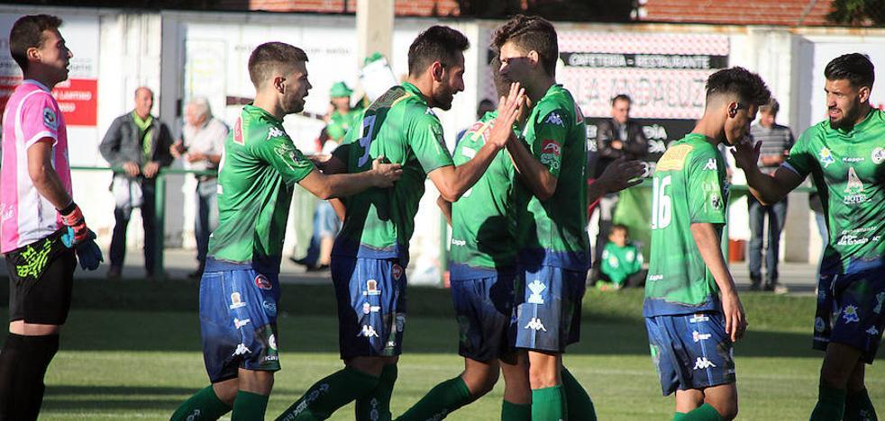 Gonzalo: «Espero volver a Segunda B con el Atlético Astorga»