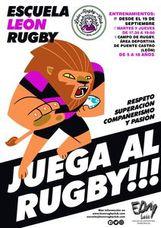 La cantera del León Rugby Club arranca sus entrenamientos