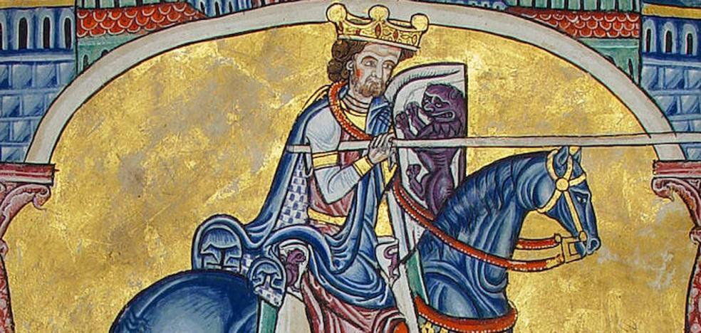 El rey leonés Alfonso IX sustituirá a Franco en el medallón en la Plaza Mayor de Salamanca