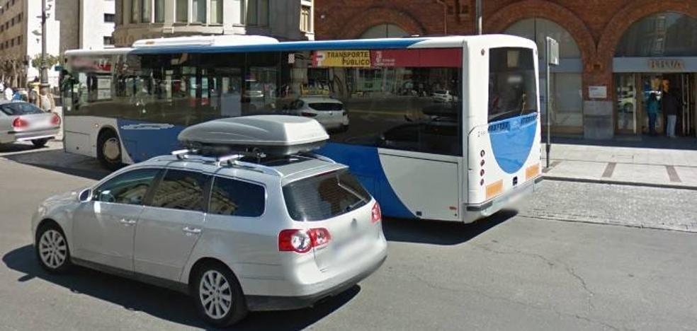 El alfoz pide una solución al «caos» de los autobuses interurbanos a traves de Change.org