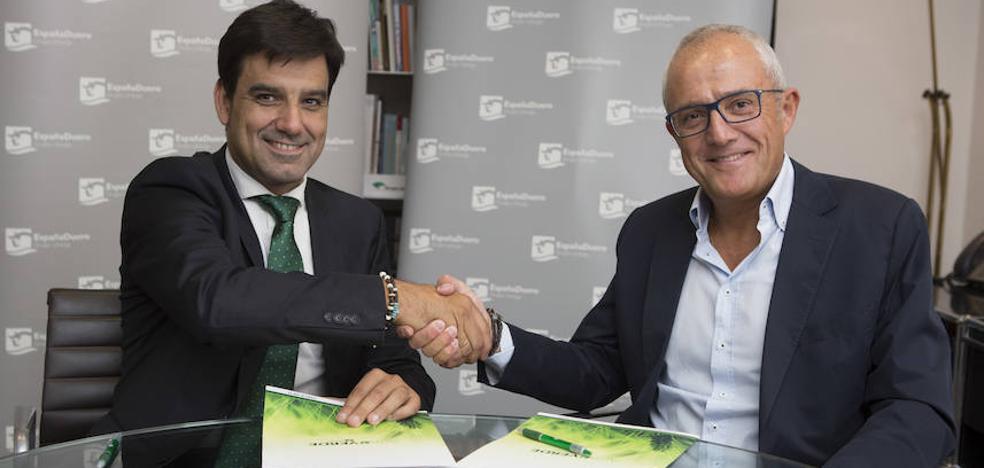 EspañaDuero financiará la contrucción y ampliación de naves de porcino tras firmar un acuerdo con Agrocesa