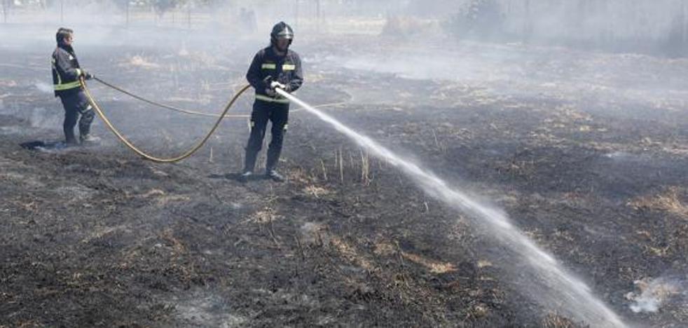 La Junta da por extinguido el incendio de Balboa que ha arrasado 25 hectáreas