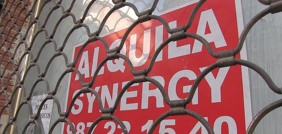 661 locales comerciales buscan un nuevo titular para hacer negocio en las calles de León