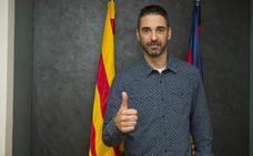 Navarro renueva diez años con el Barça
