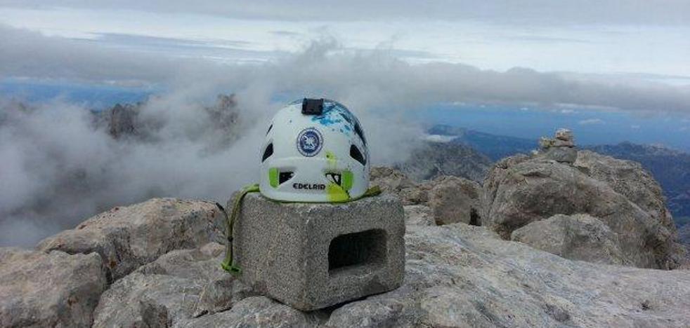 Desaparece la Virgen de las Nieves del Pico Urriellu en Picos de Europa