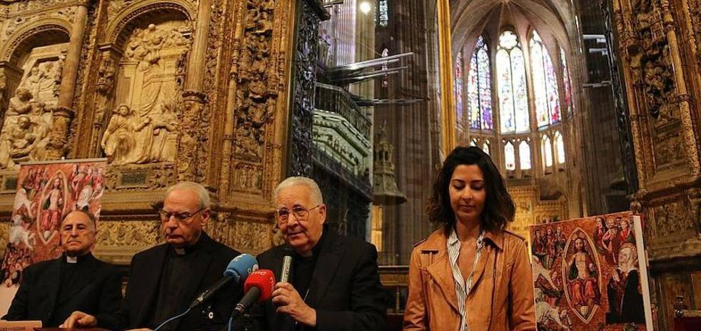 La Catedral de León ya está preparada para celebrar su afamado festival de órgano