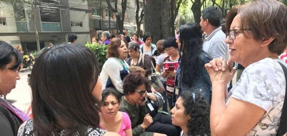La ULE localiza a los seis estudiantes leoneses de intercambio que están en Puebla, 'zona cero' del terremoto