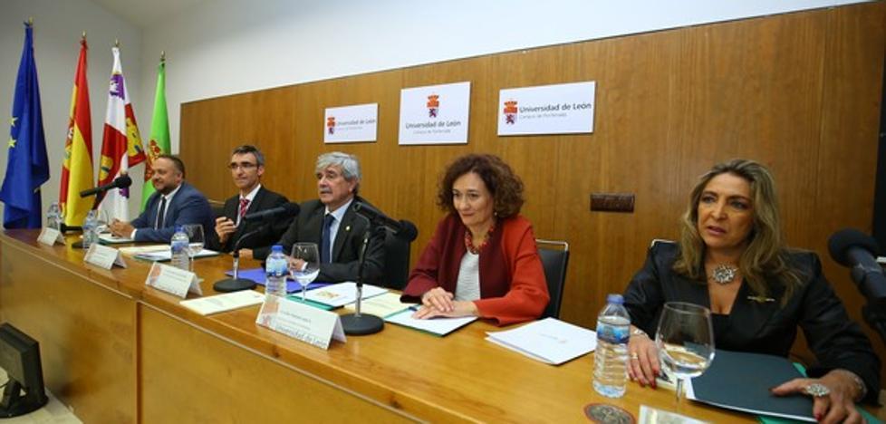 El Campus de Ponferrada estrena el curso académico con la incorporación de 150 nuevos alumnos