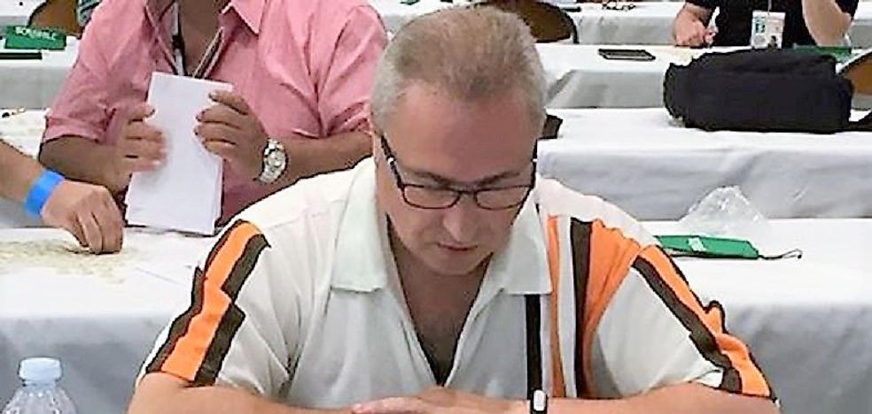 Un trabajador de la ULE se proclama campeón de Europa de scrabble