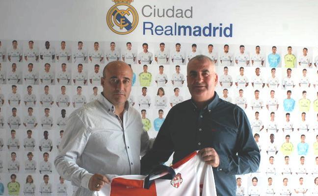 Puente Castro y Real Madrid unen lazos