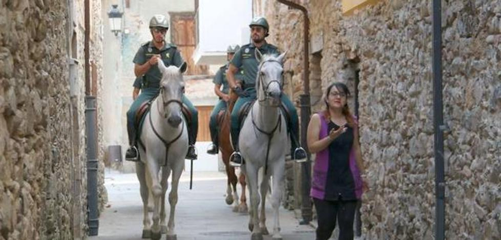 La Guardia Civil finaliza el Plan de Seguridad Jacobeo con un balance de 4753 servicios diversos